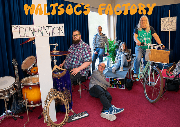 Cosmo's Factory - WALTSOC'S FACTORY